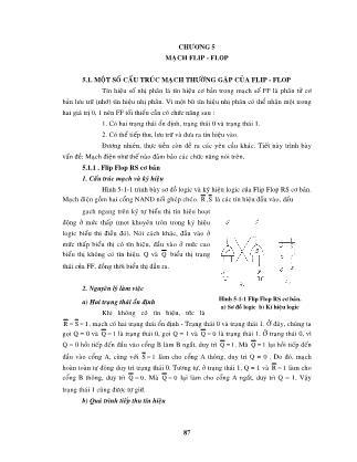 Giáo trình Kỹ thuật xung số (Phần 2) - Lâm Tăng Đức