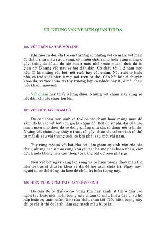 230 Lời giải về bệnh tật trẻ em (Phần 2)