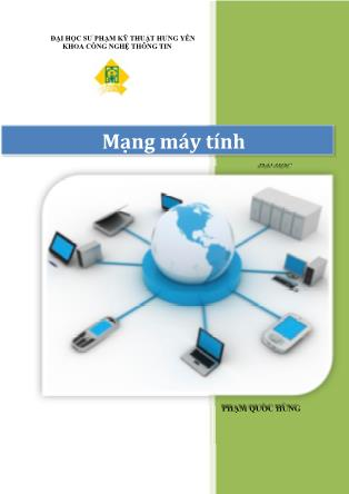 Giáo trình Mạng máy tính - Phạm Quốc Hùng
