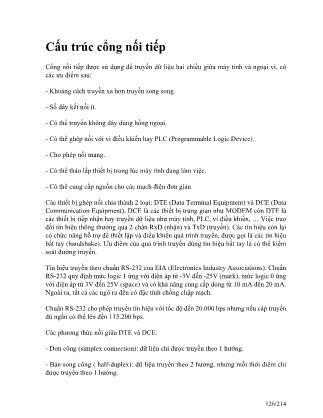 Giáo trình Vi xử lý (Phần 2) - Phạm Hùng Kim Khánh