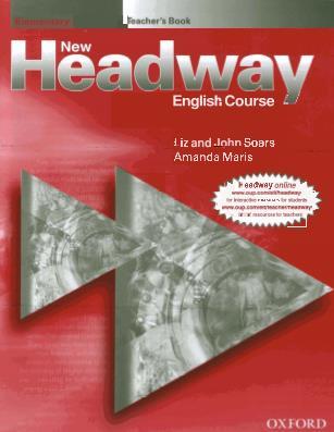 New Headway Teachers book