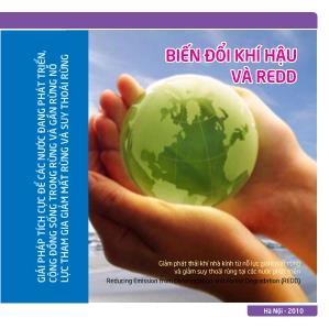 Sổ tay Biến đổi khí hậu biến đổi khí hậu và REDD - Vũ Thị Hiền