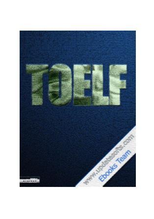 TOEFL - Ebooks Team